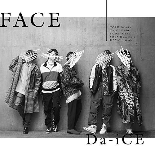 【Amazon.co.jp限定】FACE(初回限定盤C)(DVD付)(特典:2Lサイズカレンダー付)