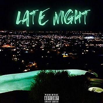 LATE NIGHT (feat. Yftb Bluestripace, NGB RETRO & Filthy Green)