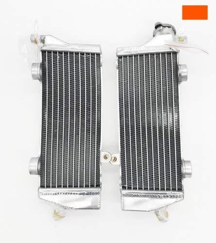 Radiadores para KTM 250-350-450 SXF JLP Racing