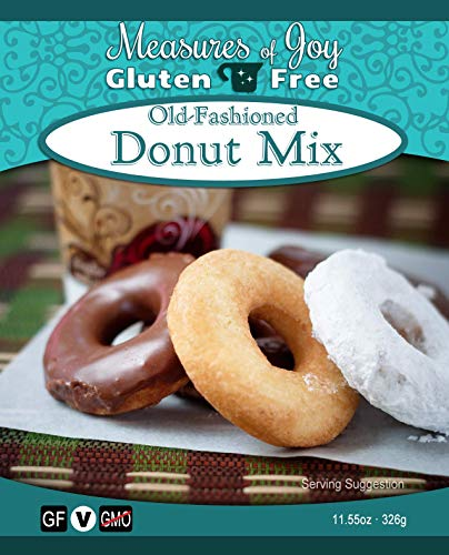Measures of Joy Gluten Free Old-Fashioned Donut Mix