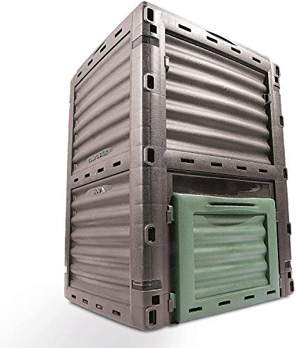 Ram-Garden-Large-300-Litre-Composter-Eco-Compost-Converter-Recycling-Soil-Outdoor-Storage-Bin-Waste-Grass-Composting-Box
