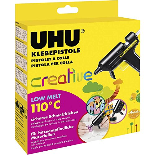 UHU Low MELT Creative Heißklebepistole 10W