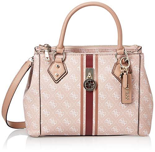 GUESS Damen Handtasche Jensen Rose
