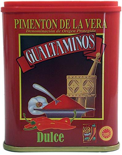 Pack Pimentón de la Vera. Dulce, Picante y Agridulce 75 gr.