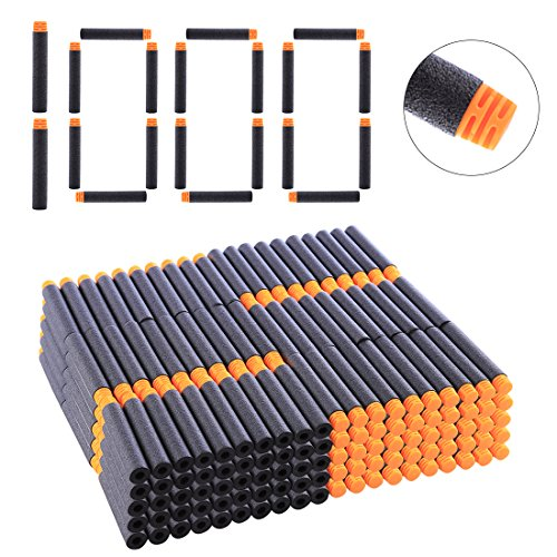 YAHAMA Dart Nachfüllpack für Nerf 1000er Foam Darts Pfeile
