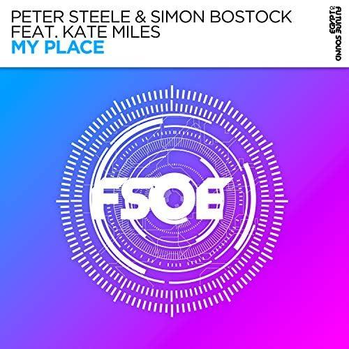 Peter Steele & Simon Bostock feat. Kate Miles