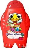 Colutti Kids Shower & Shampoo 300ml - für Haut und Haar - Kirsche - Kinder Duschgel und Shampoo -...