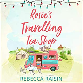 Rosie's Travelling Tea Shop audiobook cover art