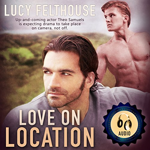 Love on Location audiobook cover art