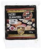 Ita-San Alga Nori para Sushi Hoja Entera - Paquete de 20 x 125 gr - Total: 2500 gr
