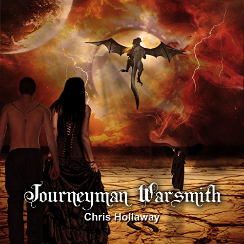 Journeyman Warsmith audiobook cover art