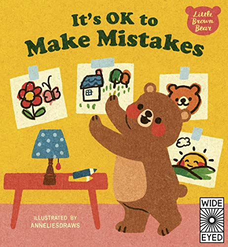 It's OK to Make Mistakes (Little Brown Bear) (English Edition)