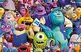 Monsters University Jersey Stoff – HEM80 Monsters