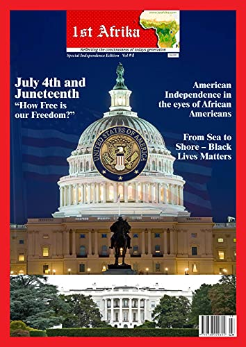 1st Afrika Magazine: Special Independence edition 2021 (English Edition)
