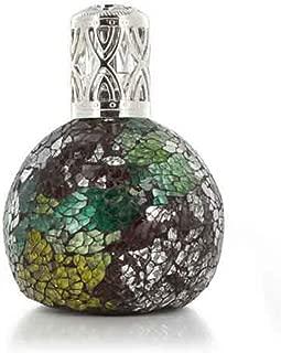 Ashleigh & Burwood Mosaic Glass Premium Fragrance Lamp Large - Mint Choc Chip