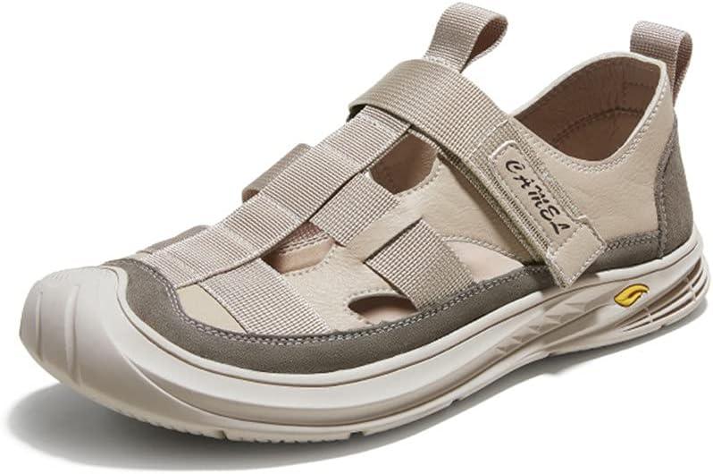 USDBE Summer Quick Dry Shoes Shoes Men Hiking Trekking Sandals Non-Slip Casual Breathable Men's Shoes