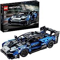 LEGO Technic McLaren Senna GTR 42123 Toy Car Model Building Kit