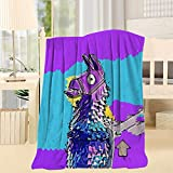Fortnite Super Soft Fleece Blanket Sherpa Throw Blanket Flannel Fleece Couch Quilted Blankets Throw 40X50 inch
