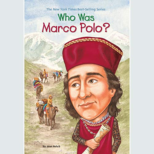 Who Was Marco Polo? cover art