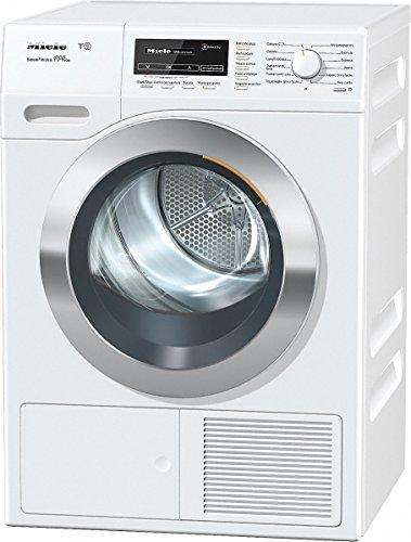 Miele TKG850 WP Libera installazione Carica frontale 8kg A+++ Bianco asciugatrice