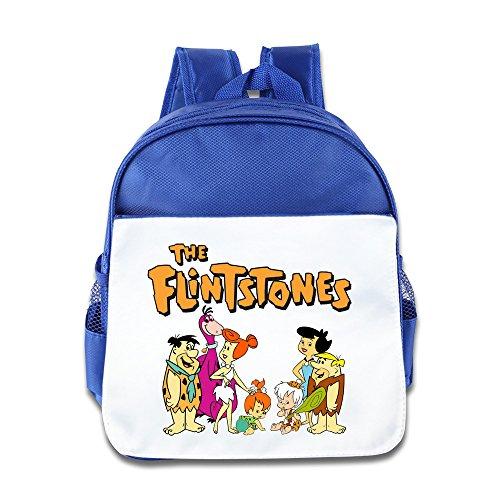 De Flintstones Babies School Mini kleine rugzak Eén maat Royalblue