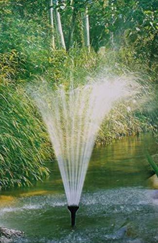 Wasserfarm Garten Teich Springbrunnen Set Aufsatz Fontaenen: Farbe: Set3-FH10-5115