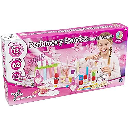 Science4you-Perfumes Perfumes y Esencias, Súper Laboratóri