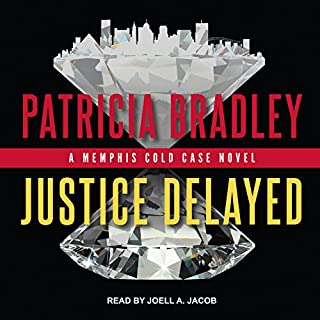 Justice Delayed audiobook cover art