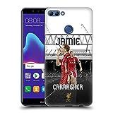 Head Case Designs Officiel Liverpool Football Club Jamie Carragher Légendes Coque en Gel Doux...