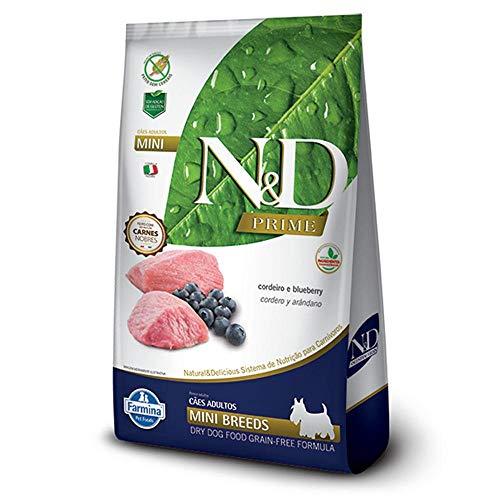 N&D PRIME CORDEIRO MINI 10,1KG