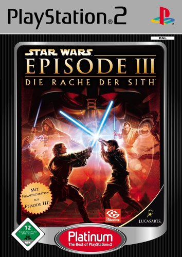 Star Wars Episode 3 - Die Rache der Sith [Platinum]