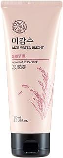 The Face Shop Rice Water Bright Cleansing Foam 150ml Korea Cosmetics Best Korean Cosmetics