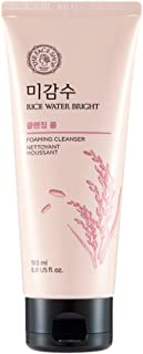 The Face Shop Rice Water Bright Cleansing Foam 150ml Korea Cosmetics Best Korean Cosmetics