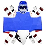 JXS-Outdoor Taekwondo del Protector del Cuerpo Kit / 8pcs - de Alta Elasticidad de EVA...