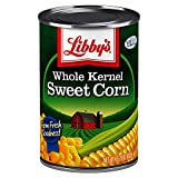 Libby's Whole Kernel Sweet Corn 15.25 oz (6 Pack)