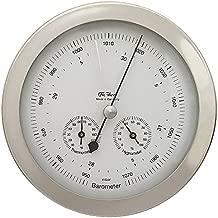 Best stainless steel barometer Reviews