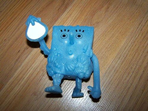 Spongebob Atlantis Squarepantis Nickelodeon Burger King Kids Meal Toy 2007