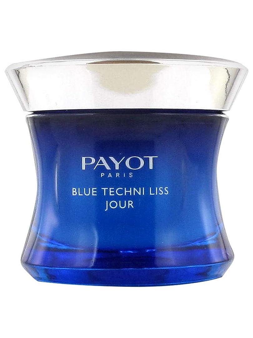 魅惑するフルーティー重要性パイヨ Blue Techni Liss Jour Chrono-Smoothing Cream 50ml/1.6oz並行輸入品