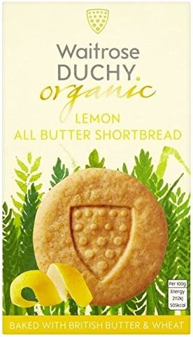 Duchy Organic Lemon Shortbread 150g product image