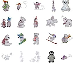 OESD Embroidery Machine Designs CD POLAR PALS