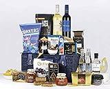 GLORIOUS GOURMET LUXURY FOOD HAMPER BIRTHDAYS CELEBRATIONS CHRISTMAS FATHER'S DAY
