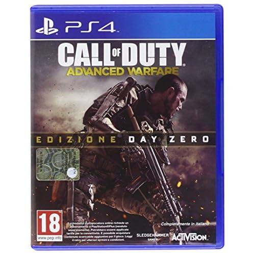 Call of Duty: Advanced Warfare - Edizione Day Zero - Playstation 4