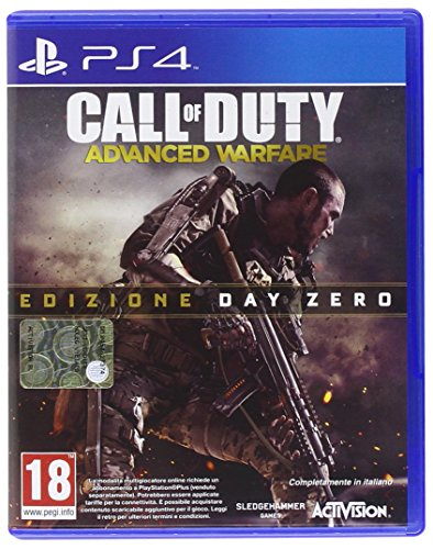 Call of Duty: Advanced Warfare - Edizione Day Zero - Playstation 4