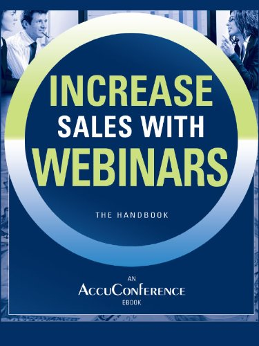 Increase Sales with Webinars (English Edition) (Formato Kindle)