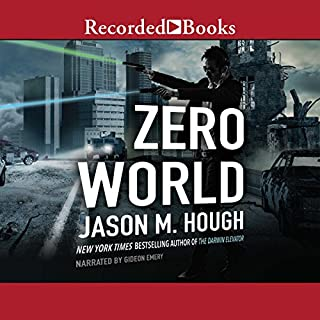 Zero World audiobook cover art