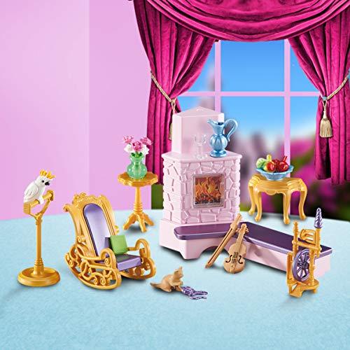 Playmobil 6520 Princess - Kaminzimmer (Folienverpackung)