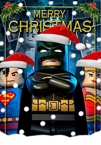 Tarjeta de Navidad – Batman Lego- Publicado el mismo día Primera Clase!