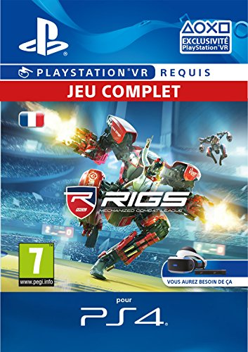 RIGS Mechanized Combat League VR [Code Jeu PSN - Compte français]