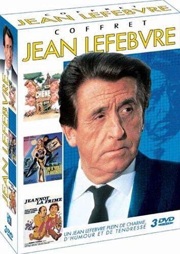 Coffret Jean Lefebvre : Le chêne d Allouville on a volé la Joconde Jeannot la Frime
