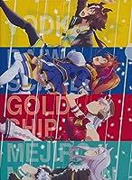 A110040002D3(秋コミ_クリアファイル)A4クリアファイル ウマ娘B(ウオッカ、ダイワスカーレット、ゴールドシップ、メ